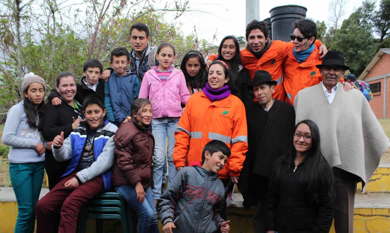 Proyecto páramos, del acueducto de Bogotá